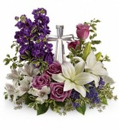 Teleflora's Grace and Majesty Bouquet Sympathy Arrangement