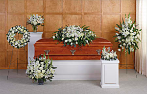 Grandest Glory Collection Sympathy in Lauderhill, FL | BLOSSOM STREET FLORIST