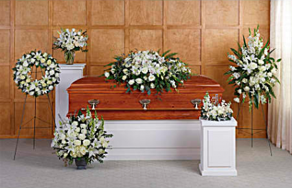 Grandest Glory Collection Sympathy