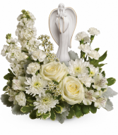 Teleflora's Guiding Light Bouquet Sympathy