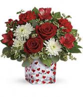 Teleflora's Happy Harmony Bouquet Arrangement