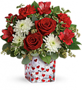 Teleflora's Happy Harmony Bouquet Arrangement