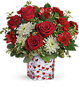 Teleflora's Happy Harmony T19V400B Bouquet