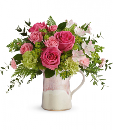 Teleflora's Heart Stone Bouquet Only 9 left!