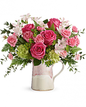 Teleflora's Heart Stone  Bouquet in Wray, CO | LEIGH FLORAL & GIFT