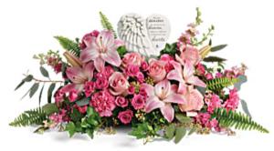 Teleflora's Heartfelt Farewell Bouquet  in Thibodaux, LA | BEAUTIFUL BLOOMS BY ASIA