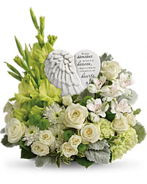 TELEFLORA'S HEARTS IN HEAVEN