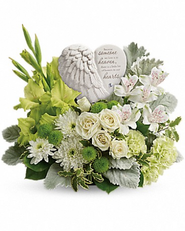 Teleflora's Hearts In Heaven Bouquet  Hearts In Heaven