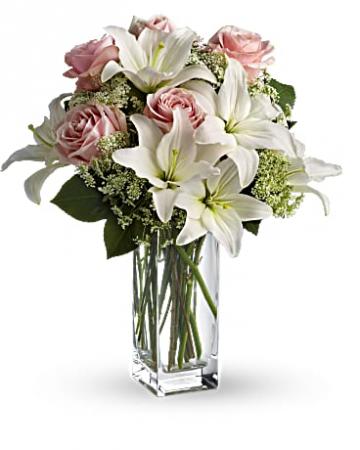 Heavenly and Harmony - 318 Vase arrangement