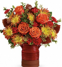 Teleflora's Heirlroom Crook Bouquet Thanksgiving