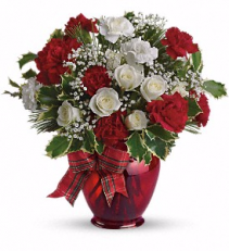 Teleflora's Holiday Splendor Christmas