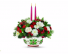 Sparkling Winter Joy Flower Arrangement