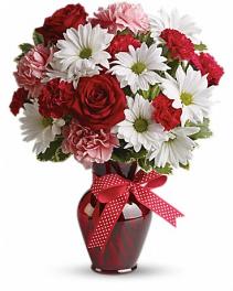 Teleflora's Hugs and Kisses Bouquet Arrangement