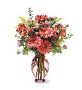 Teleflora's Inspiration  Vase Arrangement