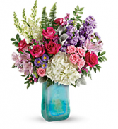 Teleflora's Iridescent Beauty