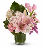 Teleflora's Island Elegance Vase arrangement