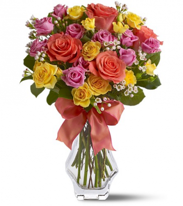 Teleflora's Just Splendid Roses