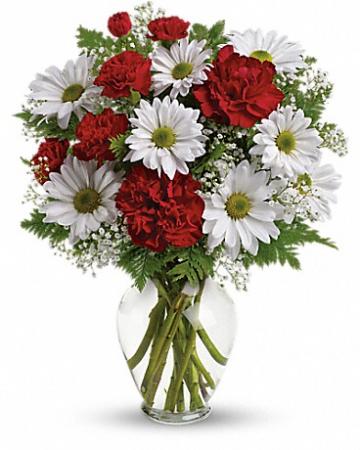 Teleflora's Kindest Heart Bouquet Arrangement