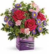 Teleflora's Lavender Waves Fresh Flower