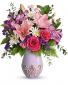 Teleflora's Lavishly Lavender Bouquet