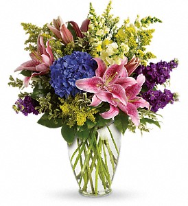 Teleflora's Love Everlasting Bouquet Fresh Flowers