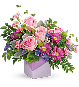 Teleflora's Love Squared T20M400B Bouquet  in Moses Lake, WA | FLORAL OCCASIONS