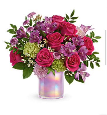 Teleflora's lovely lilac bouquet