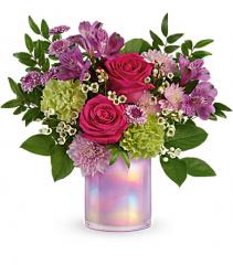 Teleflora's Lovely Lilac Bouquet Arrangement