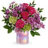 Teleflora's Lovely Lilac Bouquet DX  T21E300B