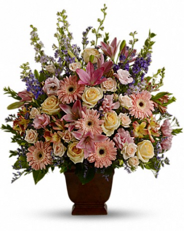 Teleflora's Loving Grace Arrangement