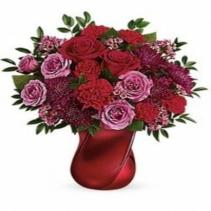 Teleflora's Mad Crush Bouquet Arrangement