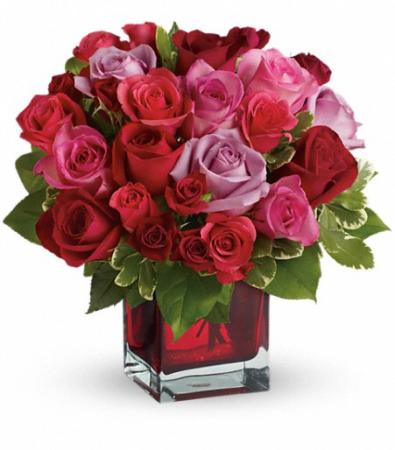 Madly In Love Bouquet Fresh Arrangement