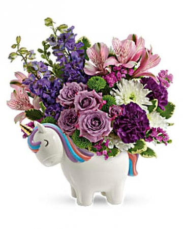 Teleflora's Magical Mood Unicorn
