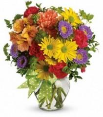 Teleflora's Make A Wish- Fresh Flowers