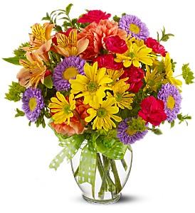 Teleflora's Make A Wish Vased Arrangement in Auburndale, FL   The House of Flowers