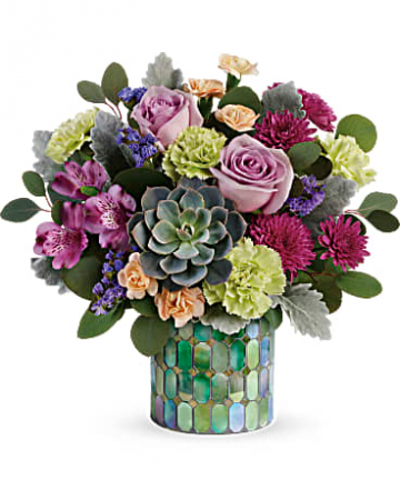 Teleflora's Marvelous Mosaic Bouquet Mother's Day / All Occasions