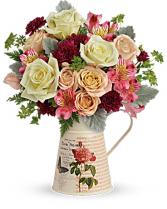 Teleflora's Mod Mademoiselle Bouquet bouquet