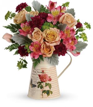 Teleflora's Mod Mademoiselle Bouquet Teleflora in Mount Pearl, NL   MOUNT PEARL FLORIST