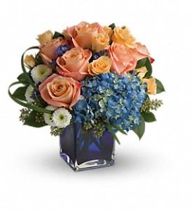 Teleflora's Modern Blush T600-4B Bouquet