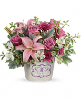 Teleflora's Monarch Garden Bouquet Mother's Day / All Occasions