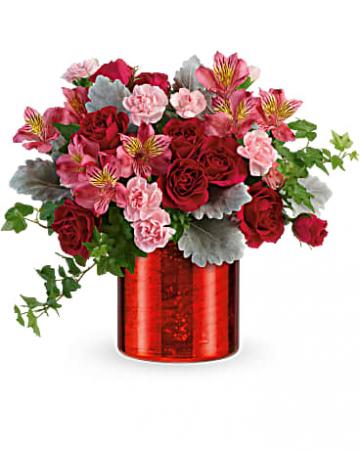 Teleflora's Moonstruck Mercury Bouquet Bouquet
