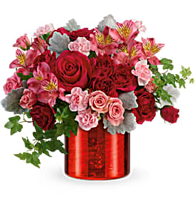 Teleflora's Moonstruck Mercury T21V400B Bouquet in Moses Lake, WA | FLORAL OCCASIONS