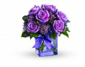 Purple Purple Mother's Day, Birthday, Anniversary, Get Well, Everyday