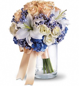 Teleflora's Nantucket Dreams Bouquet Wedding Bouquet