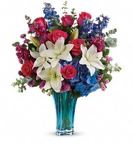 Teleflora's Ocean Dance T601-9B Bouquet  in Moses Lake, WA | FLORAL OCCASIONS
