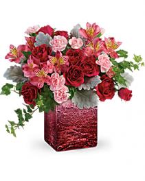 Teleflora's Ooh La Ombre Bouquet Arrangement