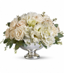 Teleflora's Park Avenue Centerpiece Fresh Centerpiece