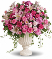 Teleflora's Passionate Pink Garden