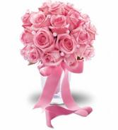 Teleflora's Pink Sorbet Bouquet Wedding Bouquet