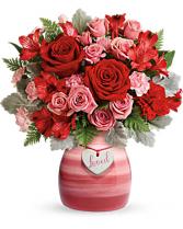 Teleflora's Playfully Pink Bouquet bouquet